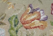 Оригинальный гобеленовый шов в вышивке крестом: 4 особенности техники, вышивка гобеленовым швом картины 972