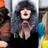 Модные женские головные уборы осень-зима 2015-2016