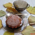 Маффины из тыквы в духовке — рецепт с фото