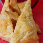 Картофельное слоеное печенье с сыром — рецепт с фото