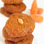 Морковное печенье с орехами из ржаной муки — рецепт