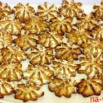 Кукурузно-ореховое печенье