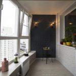 Панорамное остекление балкона,особенности — фото примеров