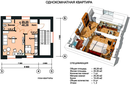 Дизайны квартир хрущевок 3 комнатная фото видео :: WikiBitme