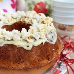 Мраморный шоколадно-банановый кекс — рецепт