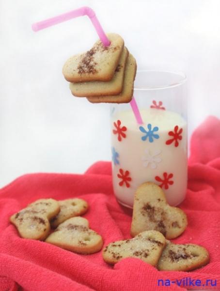 Печенье «земелах»: выпечка сладкая.