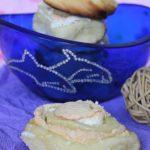 Творожные булочки с безе в духовке — рецепт с фото
