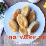 Жареные пирожки с творогом и мятой – сладкий рецепт с фото