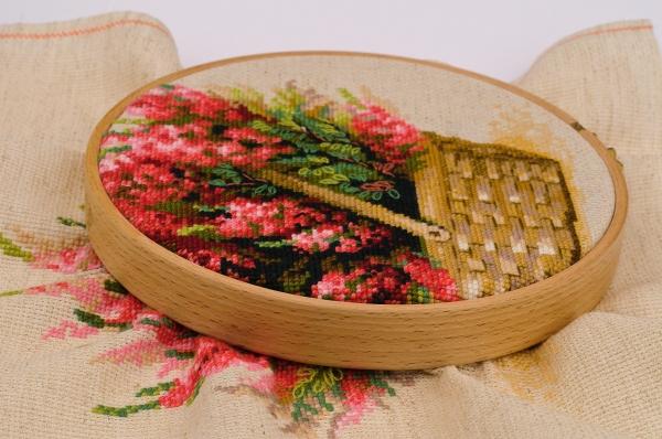 Стирать ли канву перед вышивкой