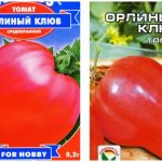 Томат Орлиный клюв: характеристика и описание сорта, урожайность с фото