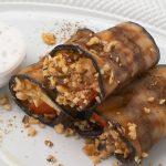 Рулетики из баклажанов на зиму: рецепты приготовления с фото и видео
