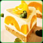 Торт йогуртовый с абрикосом