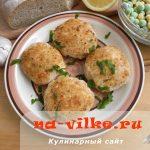Котлеты из куриного фарша с сыром – рецепт с фото