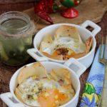 Яичница в лаваше – необычное блюдо в духовке