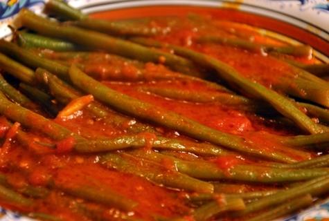 фасоль с томатами на зиму рецепты