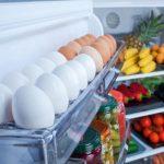 Сколько хранятся молоко и яйца в холодильнике?