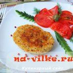Сочные куриные котлеты по-советски на сковороде – рецепт с фото