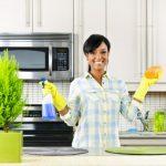 Как сделать уборку на кухне быстро и правильно?
