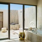 Ванная с двориком для SPA, фото, идеи    Блог Четыре Стены