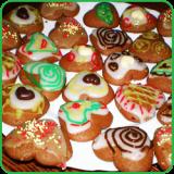 Рождественское печенье рецепт Как приготовить рождественское печенье