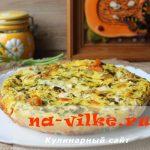 Омлет фриттата с сыром и тыквой в мультиварке – рецепт с фото
