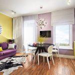 Как быстрее декорировать жилище во время ремонта?