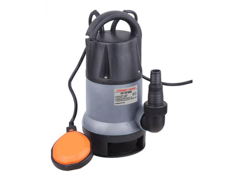 Преимущества дренажных насосов для откачки грязной воды