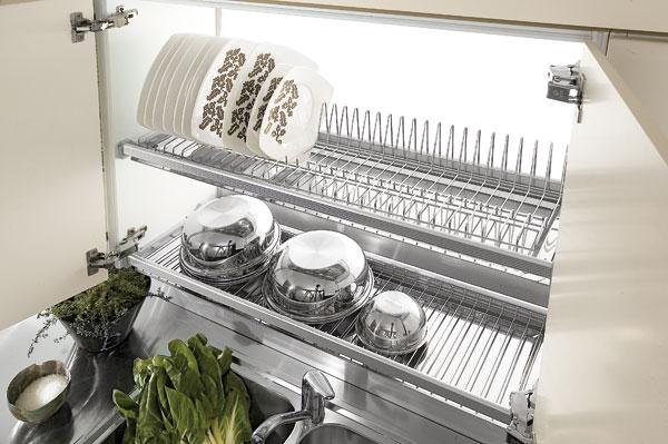 Встроенные сушки для посуды
