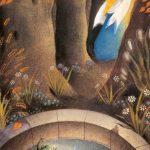 Советские открытки. Братья Гримм: Золотой Гусь. Иоринда и Иорингель — Дизайн и Дом