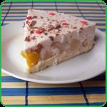 Творожно фруктовый торт Как приготовить творожно фруктовый торт