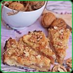 Пирог с грушей и орехами Как приготовить пирог с грушей и орехами