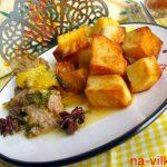 Тушеная говядина с апельсинами и картофелем — рецепт с фото