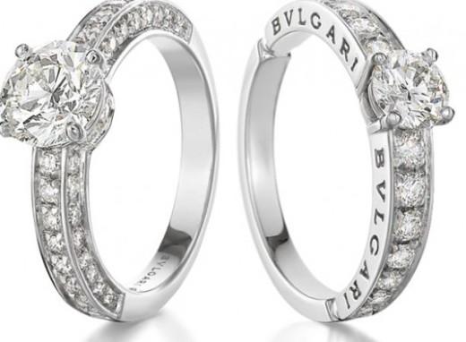... откуда родом и основатель одноименной ювелирной марки Сотирио Булгари.  Такие кольца на церемонии бракосочетания – это воплощение роскоши и шика. f8f53eda04a
