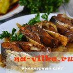 Тушеная сельдь с лимоном и луком в мультиварке – рецепт с фото