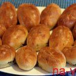 Пирожки с щавелем и яйцом