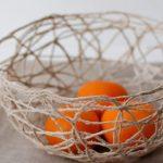 Как сделать вазу из ниток, фото, идеи  | Блог Четыре Стены