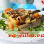 Тушеная мойва с овощами в мультиварке – рецепт с фото