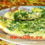 Вкусный омлет с болгарским перцем в мультиварке – рецепт с фото