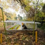 Офис на природе, дизайн, фото, идеи  | Блог Четыре Стены