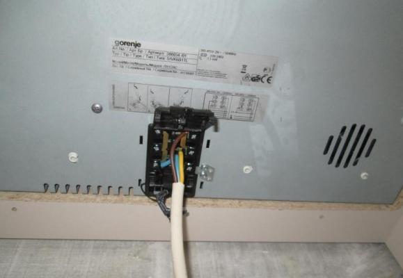 Ремонт электроплиты электро