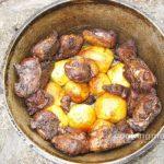 Казан кебаб из дикой утки — Кулинария для мужчин