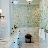 Альтернатива плитке в ванной: выбор экспертов — чем можно заменить кафель в санузле?