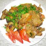 Кролик тушеный в сметане — Кулинария для мужчин
