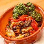 Овощное Рагу с Кабачками и Баклажанами (Пошаговый Рецепт)
