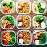 Особенности питания при пяти тренировках в неделю