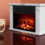 Электрические камины с эффектом живого пламени: конструктивные особенности и принцип работы