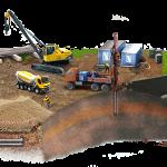 Инженерные изыскания в строительстве: оборудование для исследований