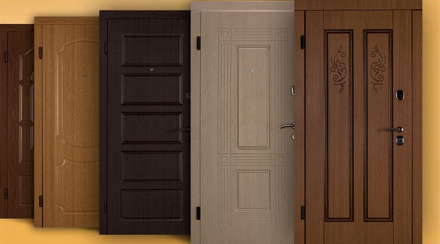 Какие виды дверей сегодня выпускают