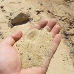 Основные разновидности строительного песка