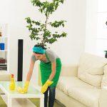 Особенности уборки квартиры после вечеринки, праздника, торжества